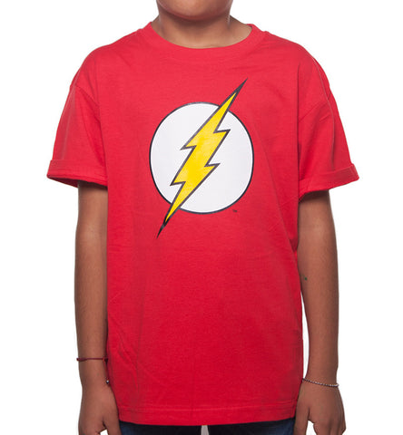 Playera Niño Logo Flash