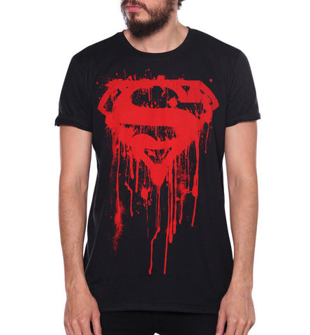 Playera Muerte Superman
