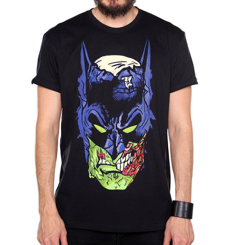 Playera Batman Zombie
