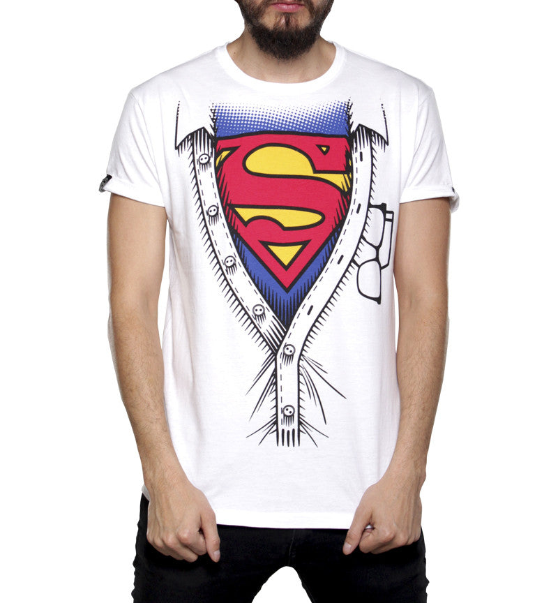 Playera Superman Camisa