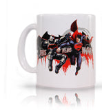 Taza Batman v.s. Superman War