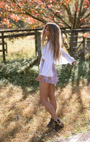 Darcy Shorts - Fawn