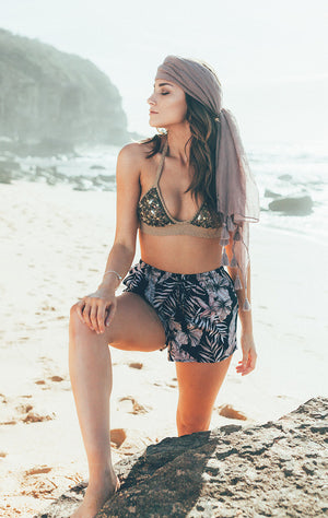 Paradiso Moonflower Shorts