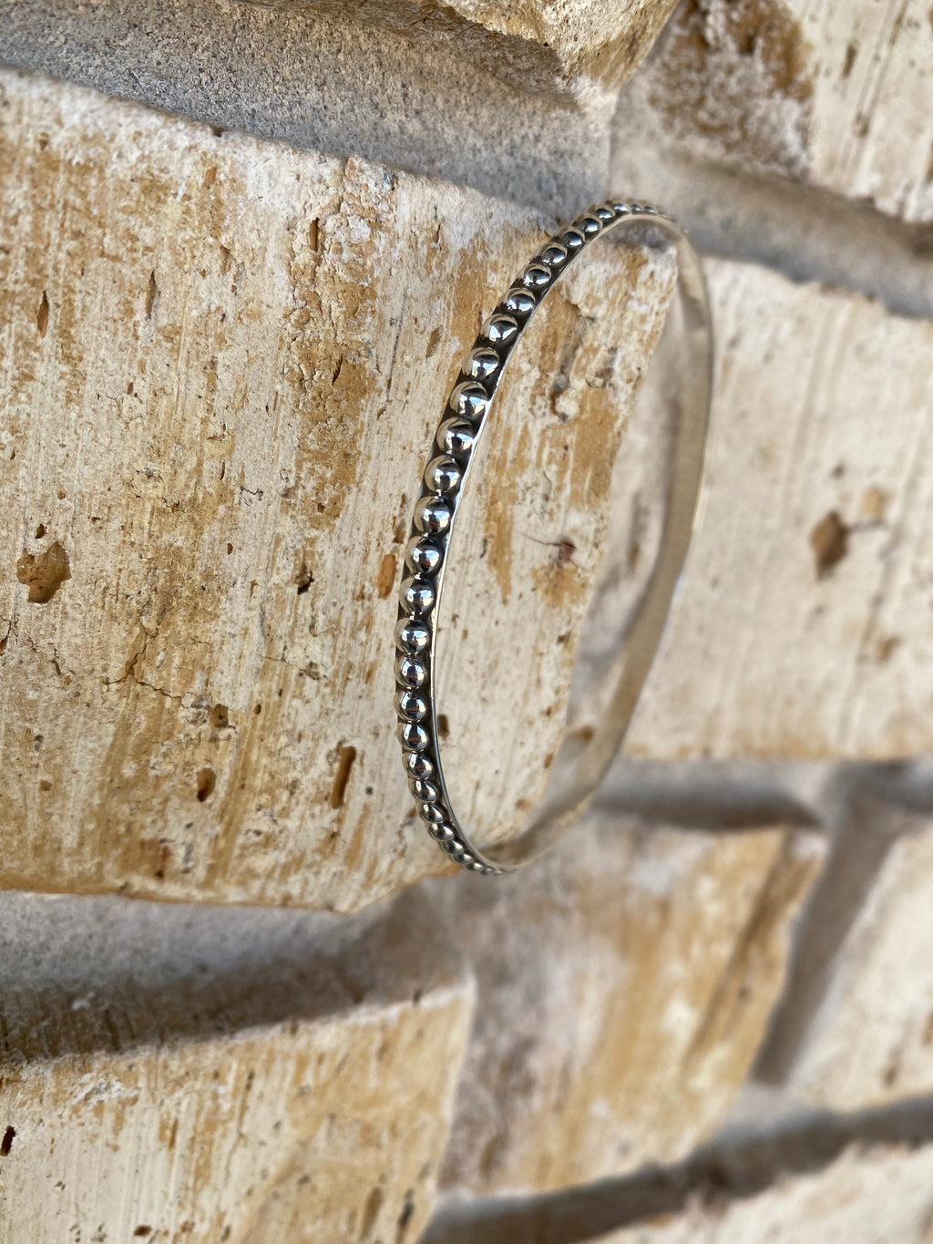 2 MM Sterling Silver Bangle