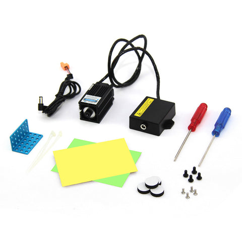 Buy Australia Laser Engraver Upgrade Pack(500mW) for XY-Plotter Robot Kit V2.0 , MB_Robot Kits - MakeBlock, Pakronics Melbourne  in Australia - 1