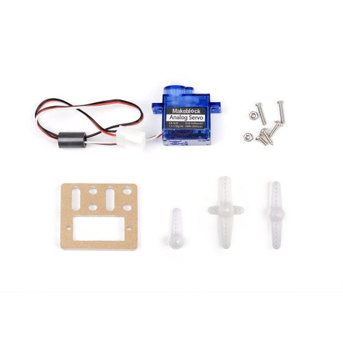 9g Micro Servo Robot Pack - Buy - Pakronics®- STEM Educational kit supplier Australia- coding - robotics