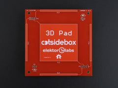 Buy Australia 3Dpad touchless gesture controller Arduino shield , Touch - Seeed Studio, Pakronics Melbourne  in Australia - 3