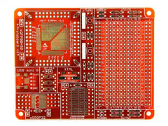 Buy Australia QFP surface mount protoboard - 0.80mm + 0.50mm , Protoboards - Seeed Studio, Pakronics Melbourne  in Australia - 3