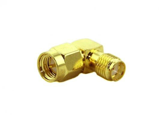 Buy Australia SMA adapter SMA Plug to SMA Jack right angle , RF Explorers - Seeed Studio, Pakronics Melbourne  in Australia - 1