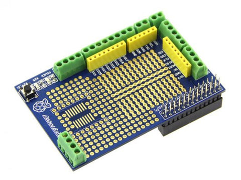 Buy Australia Prototype Shield for Raspberry Pi , Expansion - Seeed Studio, Pakronics Melbourne  in Australia - 1