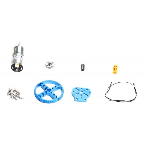 25mm DC Motor Pack					-Blue