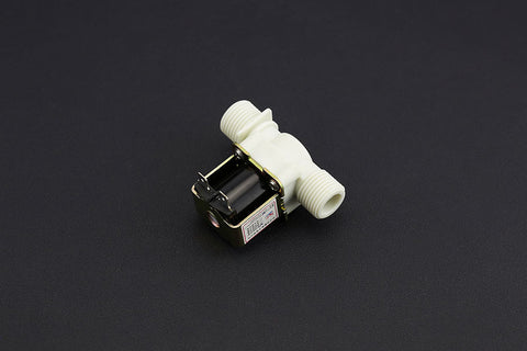 12V Solenoid Valve 1/2 - Buy - Pakronics®- STEM Educational kit supplier Australia- coding - robotics