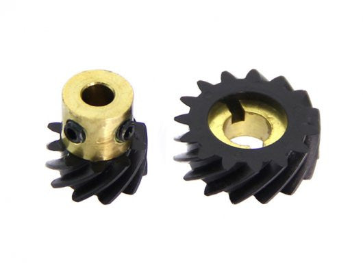Buy Australia Helical gear set (for 90 degrees transmission) , Mechanics - Seeed Studio, Pakronics Melbourne  in Australia - 1