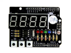 Buy Australia Starter Shield EN(Tick Tock shield) , Arduino Starter - Seeed Studio, Pakronics Melbourne  in Australia - 2