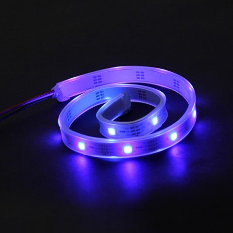 LED RGB Strip-Addressable, Sealed(0.5M) - Buy - Pakronics®- STEM Educational kit supplier Australia- coding - robotics