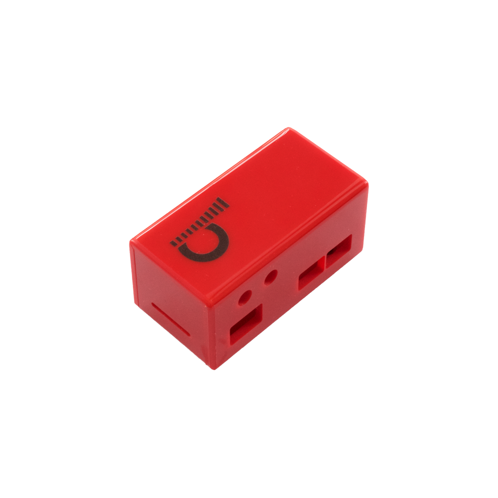 JustBoom DAC Zero Case - Red - Buy - Pakronics®- STEM Educational kit supplier Australia- coding - robotics