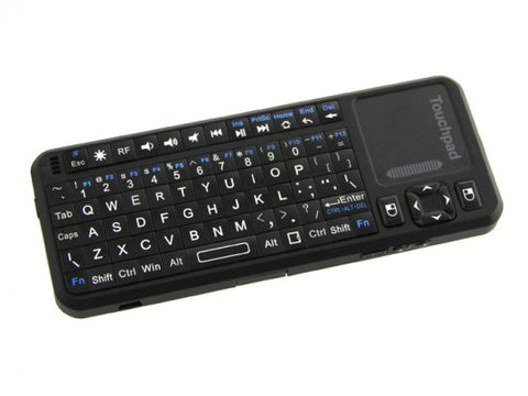 Buy Australia Mini Wireless Keyboard and Touchpad Mouse - Rechargeable , keyboard - Seeed Studio, Pakronics Melbourne  in Australia - 1