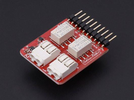 Tessel Relay Module - Buy - Pakronics®- STEM Educational kit supplier Australia- coding - robotics