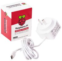 Raspberry Pi 4 Model B 1 GB Starter Kit - White - Buy - Pakronics®- STEM Educational kit supplier Australia- coding - robotics