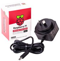 Raspberry Pi 4 Model B 4 GB Starter Kit - Black - Buy - Pakronics®- STEM Educational kit supplier Australia- coding - robotics