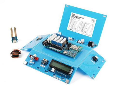 Buy Australia Grove Indoor Environment Kit for Intel® Edison , Arduino Starter - Seeed Studio, Pakronics Melbourne  in Australia - 1