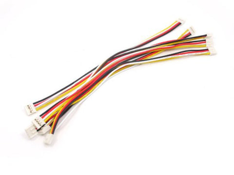Buy Australia Grove - Universal 4 Pin 20cm Unbuckled Cable (5 PCs Pack) , Grove - Seeed Studio, Pakronics Melbourne  in Australia - 1