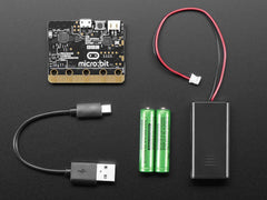 Micro:bit (Aka microbit) starter pack - Buy - Pakronics- Melbourne Sydney Queensland Perth  Australia - Educational kit - coding - robotics