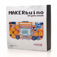 Makerbuino standard kit- A DIY Gaming Console - Unassembled