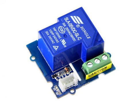 Grove - SPDT Relay(30A) - Buy - Pakronics®- STEM Educational kit supplier Australia- coding - robotics
