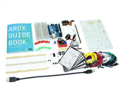 ARDX - The starter kit for Arduino - Buy - Pakronics®- STEM Educational kit supplier Australia- coding - robotics