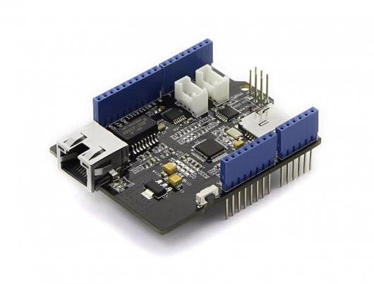 W5500 Ethernet Shield - Buy - Pakronics®- STEM Educational kit supplier Australia- coding - robotics