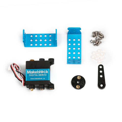 Robot Servo Pack-Blue