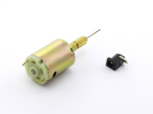 Buy Australia 12V PCB DC Motor drill , Motors - Seeed Studio, Pakronics Melbourne  in Australia - 1