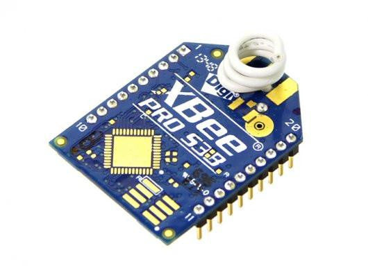 Xbee Pro RF Modules 928MHz 200Kbps 20-Pin w/ Cortex-M3 EFM32G230 @28MHz - XBP9B-DMWT-022 - Buy - Pakronics®- STEM Educational kit supplier Australia- coding - robotics