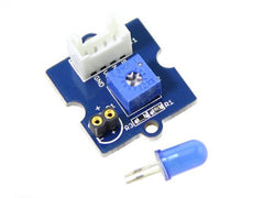 Grove - Blue LED - Buy - Pakronics®- STEM Educational kit supplier Australia- coding - robotics