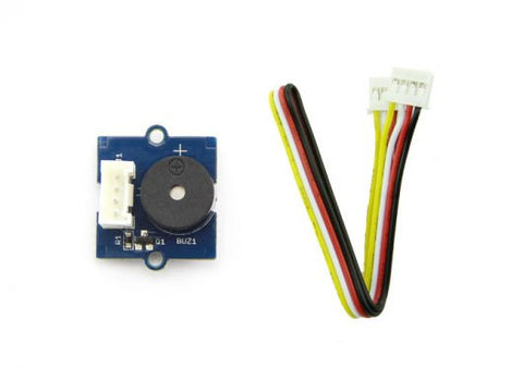 Buy Australia Grove - Buzzer , Audios & Videos - Seeed Studio, Pakronics Melbourne  in Australia - 1