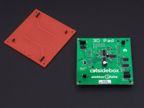 Buy Australia 3Dpad touchless gesture controller Arduino shield , Touch - Seeed Studio, Pakronics Melbourne  in Australia - 1