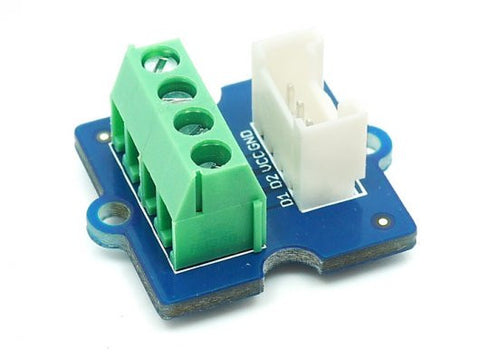 Grove - Screw Terminal - Buy - Pakronics®- STEM Educational kit supplier Australia- coding - robotics