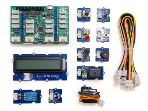 Grove Starter Kit for 96Boards - Buy - Pakronics®- STEM Educational kit supplier Australia- coding - robotics