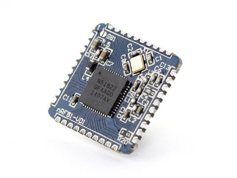 Buy Australia 2.4GHz low power consumption BLE4.0 module (not include antenna) 16*16mm , Bluetooth - Seeed Studio, Pakronics Melbourne  in Australia - 1