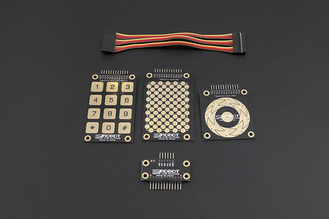 Buy Australia Capacitive Touch Kit For Arduino , DF_DFR - DFRobot, Pakronics Melbourne  in Australia - 1