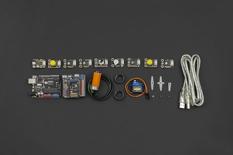 Buy Australia Ardublock Kit - A graphic programming kit for Arduino , DF_KIT - DFRobot, Pakronics Melbourne  in Australia - 1