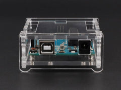 Buy Australia Arduino UNO R3 Acrylic Enclosure - Clear , Enclosures - Seeed Studio, Pakronics Melbourne  in Australia - 4