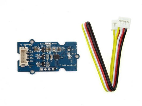Buy Australia Grove - 6-Axis Accelerometer&Compass v2.0 , Accelerometer - Seeed Studio, Pakronics Melbourne  in Australia - 1