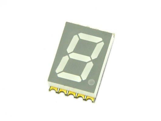 Buy Australia Single Digit 7 Segment SMD Display , LED Segment - Seeed Studio, Pakronics Melbourne  in Australia - 1