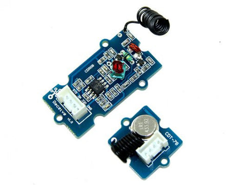 Grove - 433MHz Simple RF link kit - Buy - Pakronics®- STEM Educational kit supplier Australia- coding - robotics