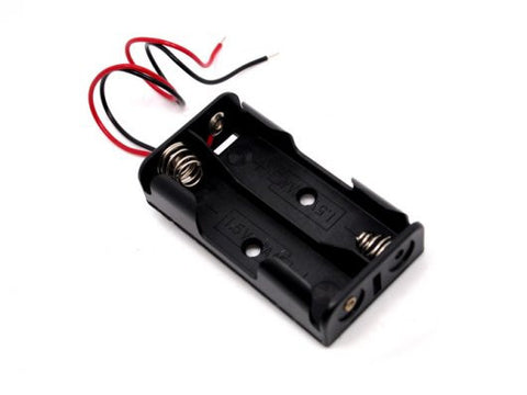 Buy Australia 2xAA Battery Holder , Battery Holder - Seeed Studio, Pakronics Melbourne  in Australia - 1
