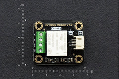 Gravity: Digital Relay Module (Arduino and Raspberry Pi Compatible) - Buy - Pakronics- Melbourne Sydney Queensland Perth  Australia - Educational kit - coding - robotics