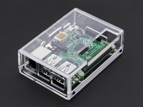 Buy Australia Raspberry Pi Model B+ Case , Enclosure - Seeed Studio, Pakronics Melbourne  in Australia - 1