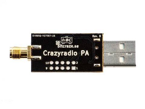 Buy Australia Crazyradio PA - long range 2.4Ghz USB radio dongle with antenna , Crazyflie 2.0 - Seeed Studio, Pakronics Melbourne  in Australia - 1